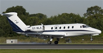 Cessna Citation III (North Flying)